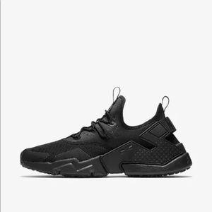 new concept 6f5ae f53d1 Nike Shoes | Air Huarache Drift Black On Black Ah7334 003 | Poshmark